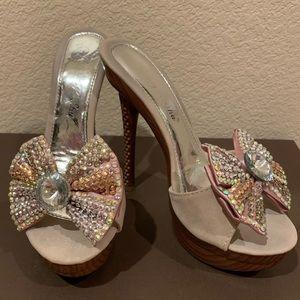 Shoes - Bow Decor Sandal